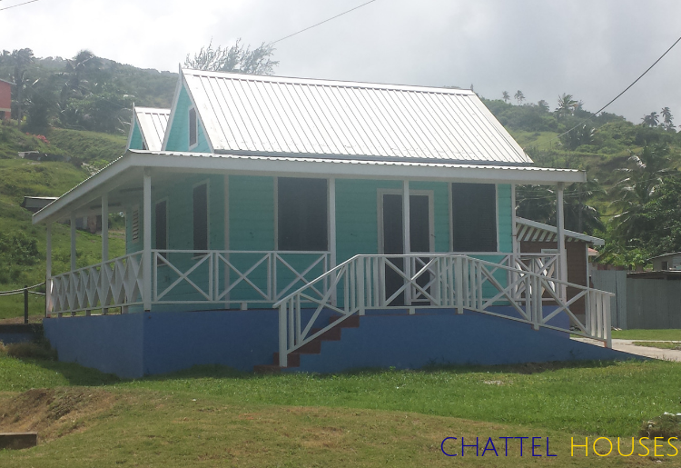 Chattel Houses - How to Build a Chattel House - Foodica