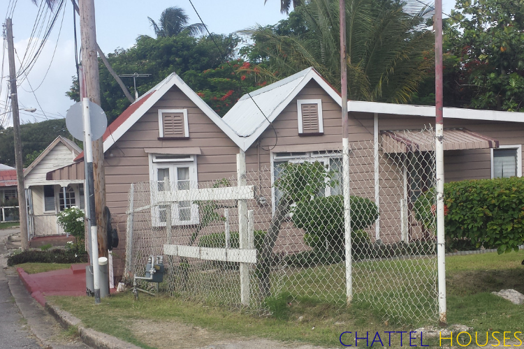 Chattel Houses - The Difference Between Chattel Houses and Concrete Houses - Foodica