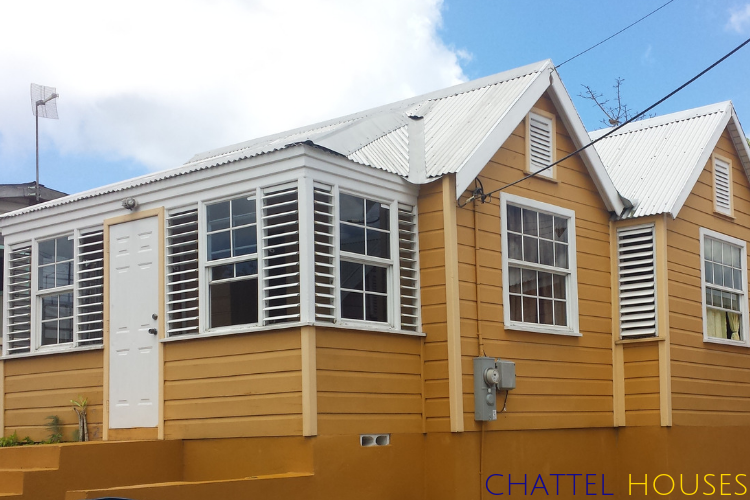 Chattel Houses - Permission to Build a Chattel House in Barbados - Foodica