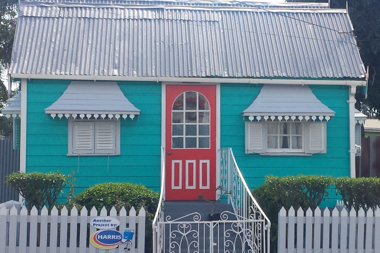 Chattel Houses - The History Behind Authentic Chattel House Fretwork