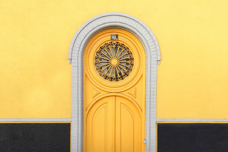 Chattel Houses - The Most Beautiful Doors That Will Let Sunlight In